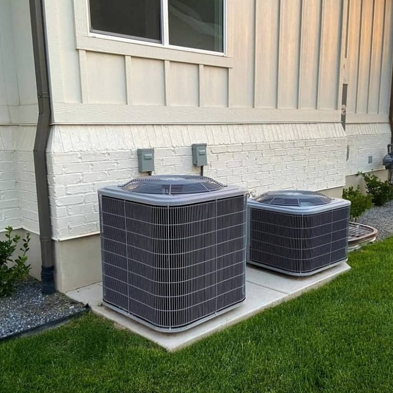 Flow-Rite Heating & Cooling - AC Installation